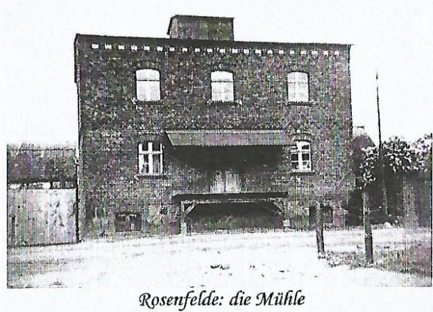 Mühle und Wohnhaus in Rosenfelde 2. Bild